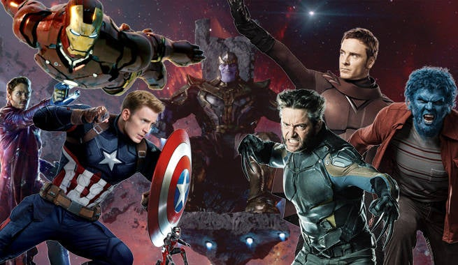 ... Russo Addresses Rumors Of X-Men Joining Avengers: Infinity War Movies