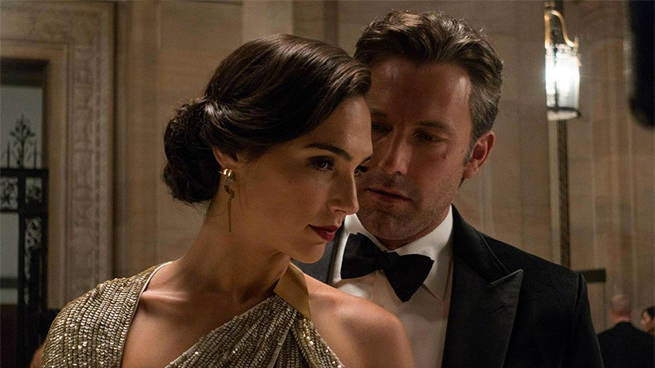 batfleck and diana