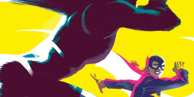 Batgirl 2 Cover