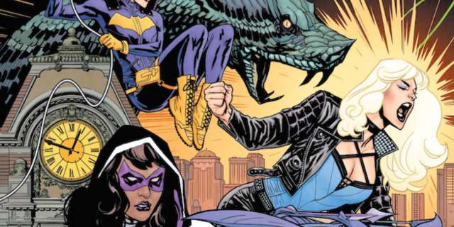 'Birds of Prey' Rumored to Begin Filming in January