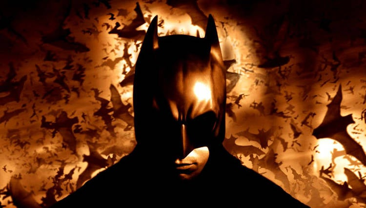 Batman Begins 7 fav Films superhero Comic book