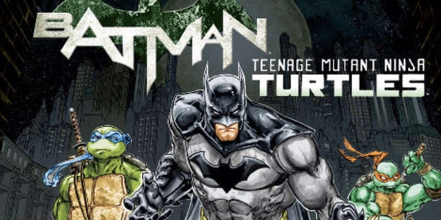 Batman Turtles Vol 1 Header