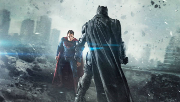 Batman v Superman 7 fav films superhero comic book