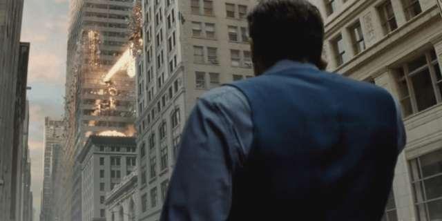 Batman v Superman Man of Steel Battle of Metropolis