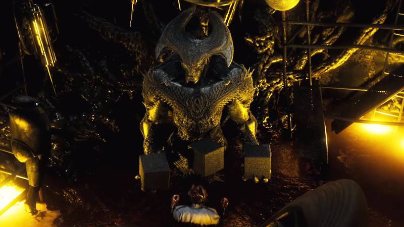 Batman v Superman Ultimate Edition Steppenwolf