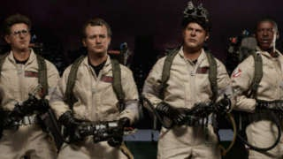 Blitzway Ghostbusters Figures