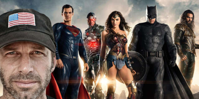 New Report Sheds Light On Zack Snyder's Unfinished DCEU Vision