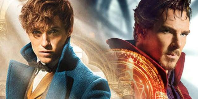 Doctor Strange Fantastic Beasts