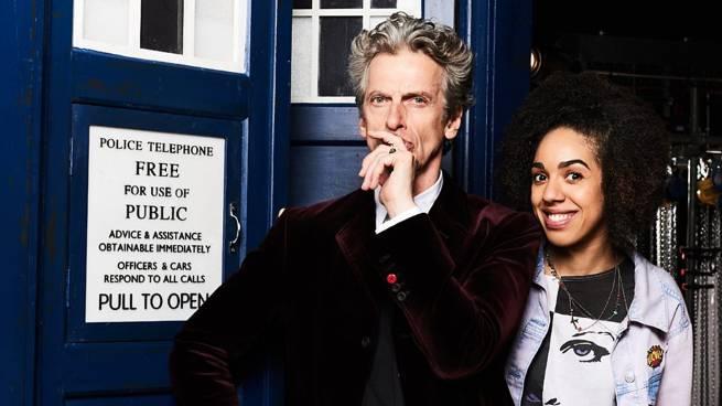 Doctor Who Season 10 Won't Be Peter Capaldi's Last Says Steven Moffat