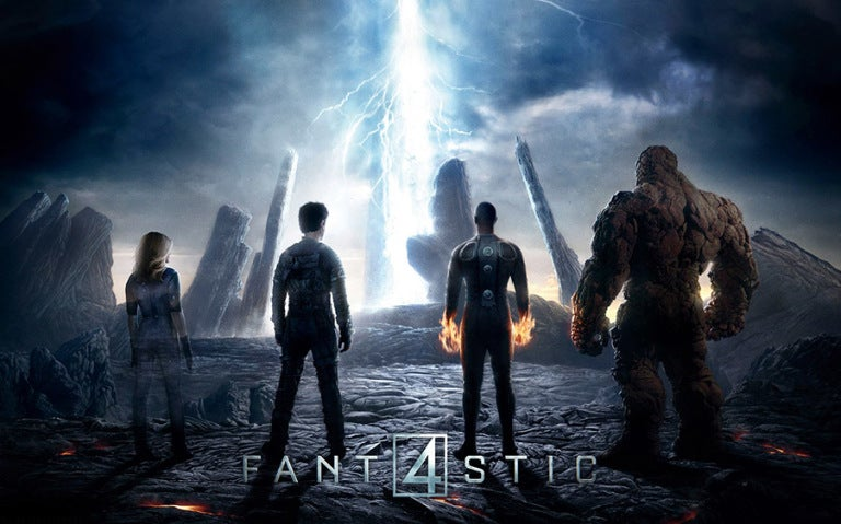 Fantastic-Four hero