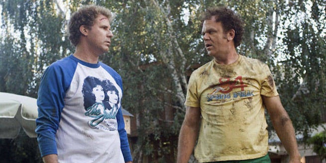 Will Ferrell and John C. Reilly Will Play Holmes & Watson