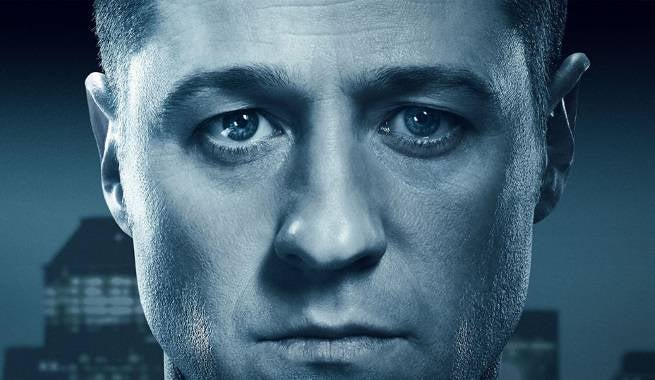 Welcome to the Mad City in New Gotham Poster and TV Spot