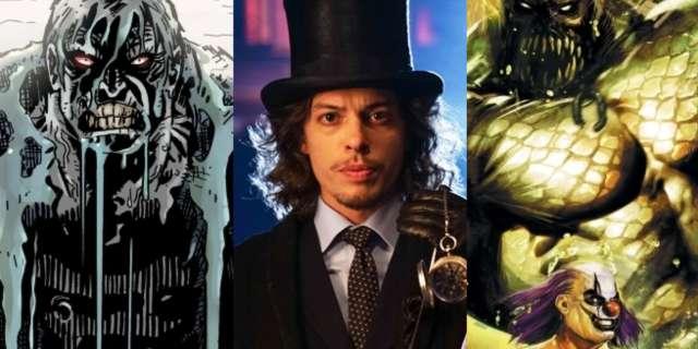 Gotham Season 3 Villains