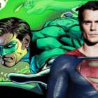 green lantern superman