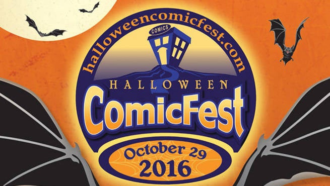 Halloween ComicFest 2016 Is Set To Give Away More Than Two Million ...