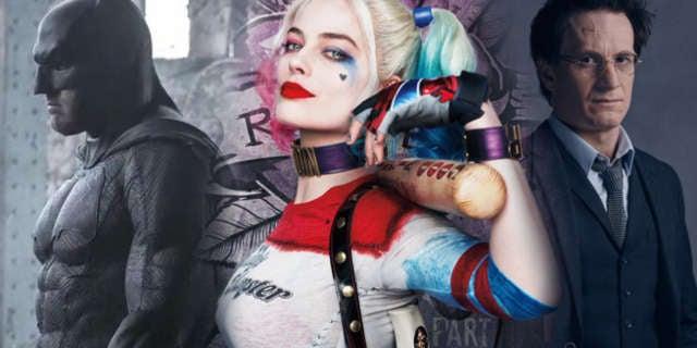 HarryPotter Batman Harley