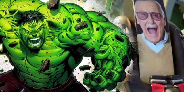 Hulk Stan Lee