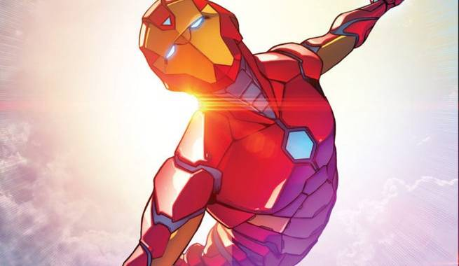 Marvel's New Iron Man Won't Be Calling Herself Iron Man