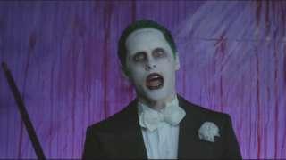 Joker Featured in Rick Ross Skrillex Purple Lamborghini Suicide Squad Music Video