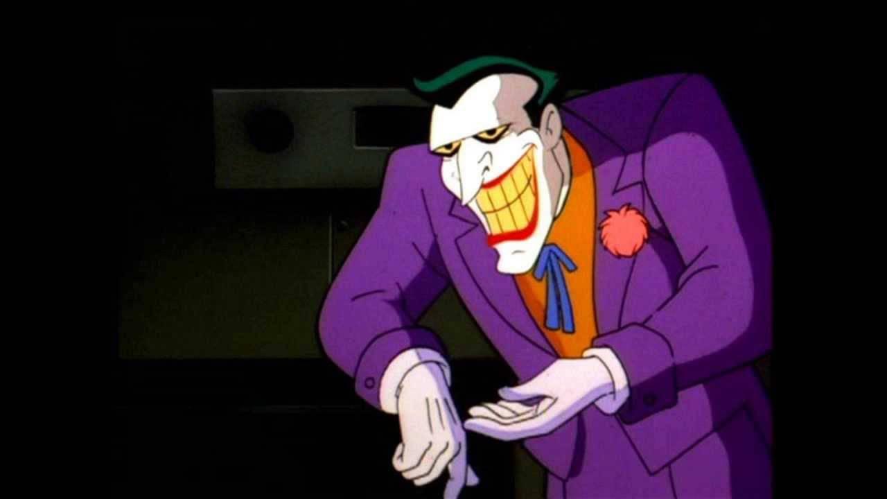 Mark Hamill 1992 Joker