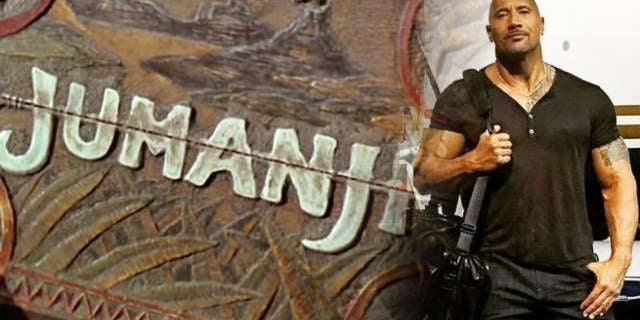The Rock Says New Jumanji Is Not A Reboot