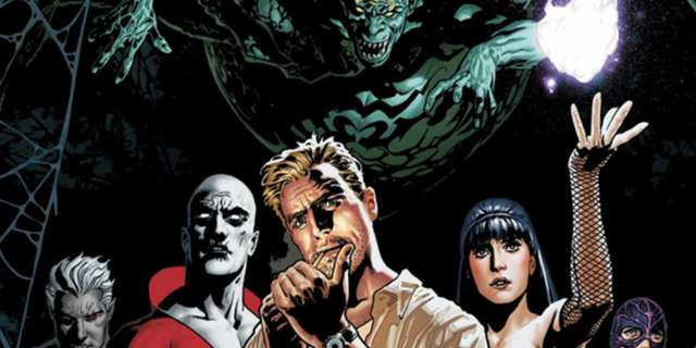 Justice League Dark Suicide Squad Movie Connection