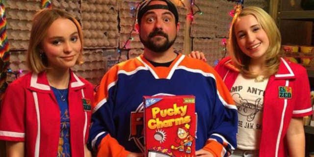 Kevin Smith Harley Quinn Smith
