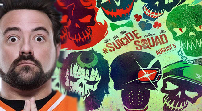 Kevin Smith Shares His Thoughts On Suicide Squad