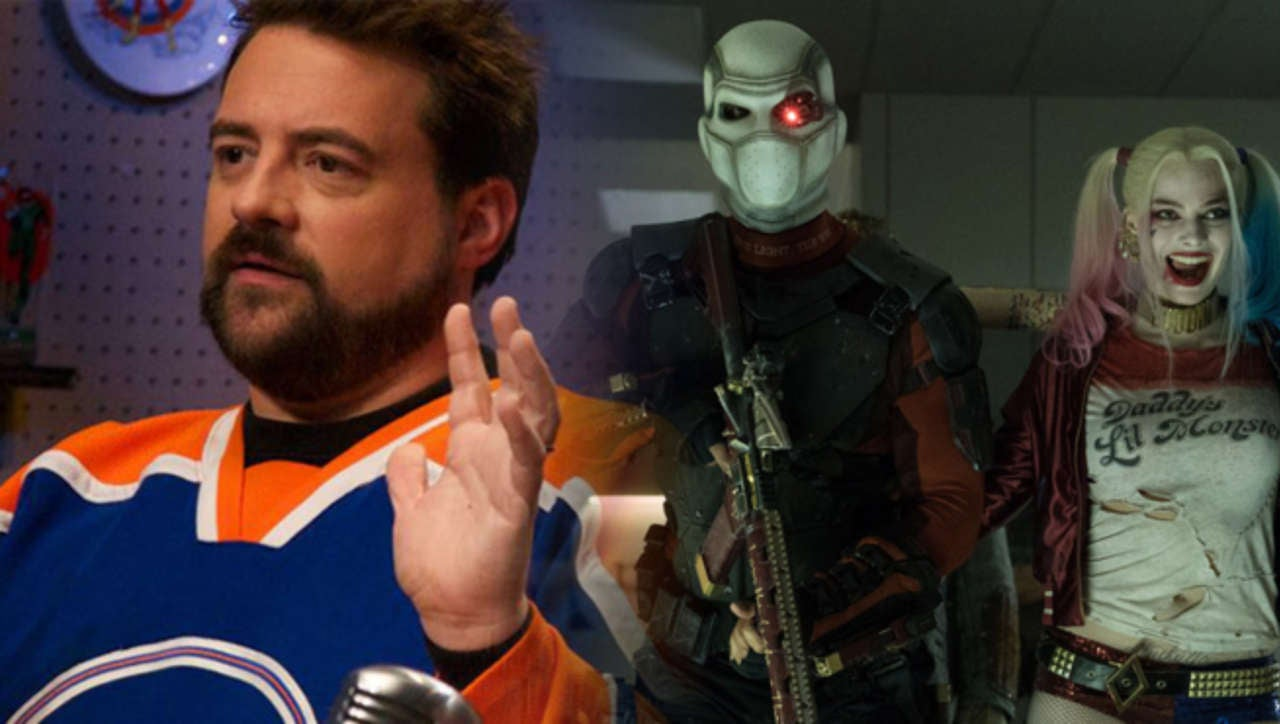 """Kevin Smith's Full Suicide Squad Review: """"Like A Hot Topic Come To Life"""""""