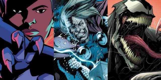 Marvel Now November