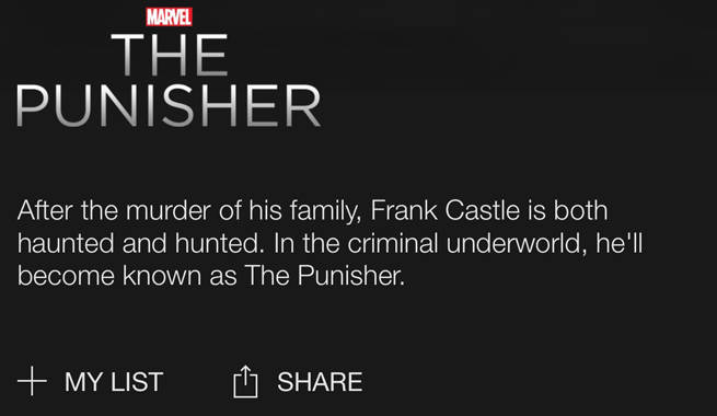 marvel-the-punisher-netflix-landing-page