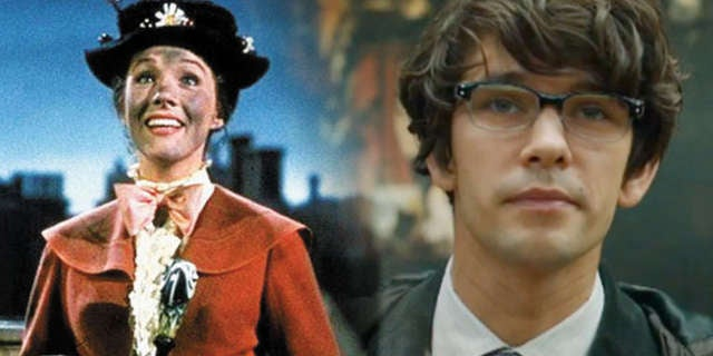 Mary Poppins Ben Whishaw