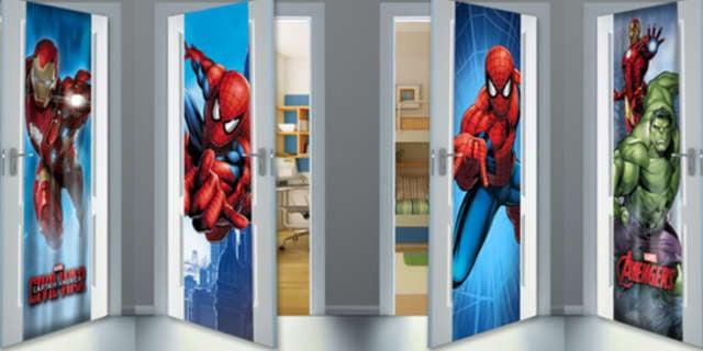 Mydor Door Banners Marvel