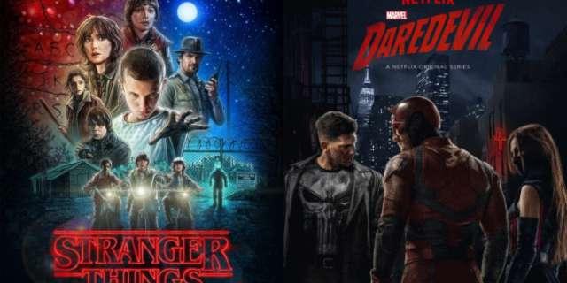Netflix Stranger Things Marvel