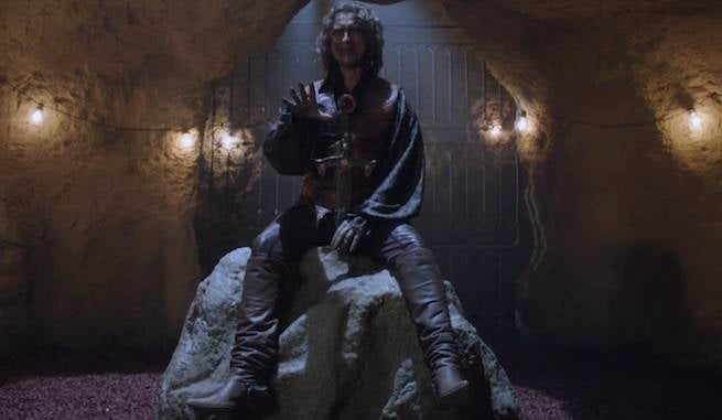 Exclusive: Check Out This Deleted Rumplestiltskin Scene From Once Upon A Time Season Five