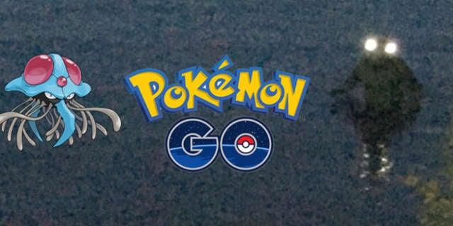 Pokemon GO Frogman