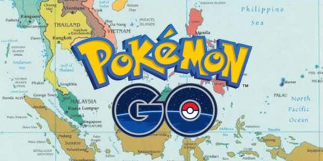 pokemon go sea