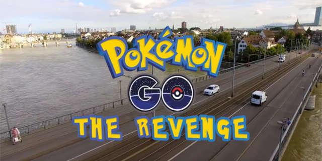 pokemon go the revenge