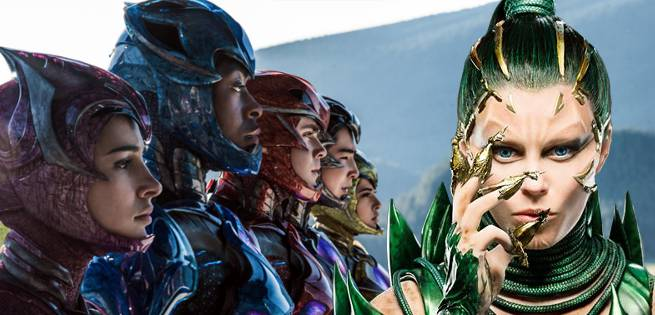 New Power Rangers And Rita Repulsa Movie Suits Shown In Full At Event