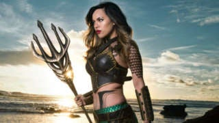 Raquel Sparrow Aquaman Cosplay Header