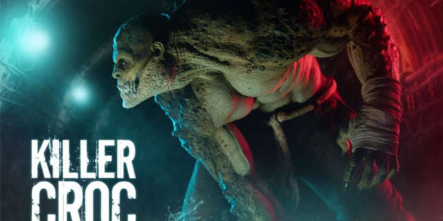 Sideshow Killer Croc Header
