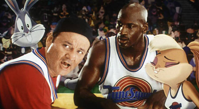 Michael Jordan Wants Blake Griffin To Star in 'Space Jam 2'
