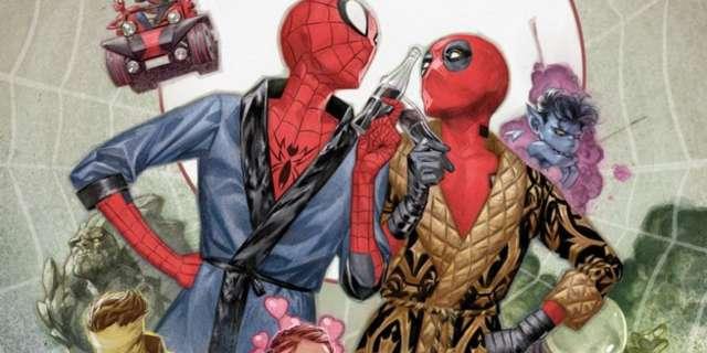 Spider-Man Deadpool 9