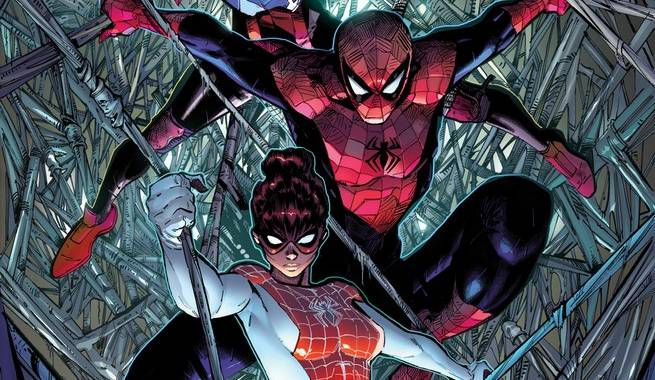 First Look At Mary Jane And Annie Parker's New Spider-Man Costumes