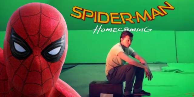spidermanhomecoming-setvideo