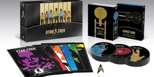 star trek ultimate blu-ray