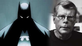 Stephen King Batman