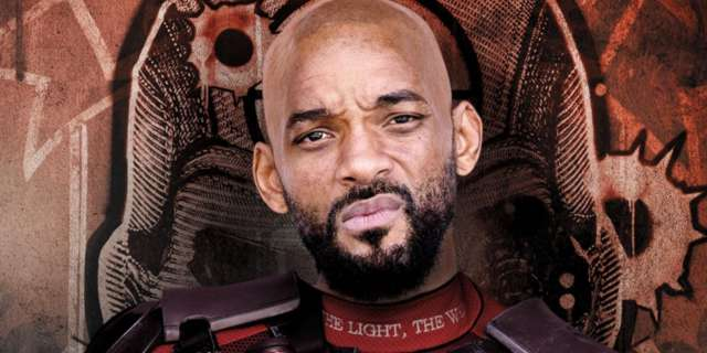 Suicide Squad Deadshot Poster Will Smith