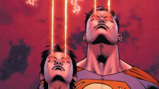 Superman 6 Preview Header