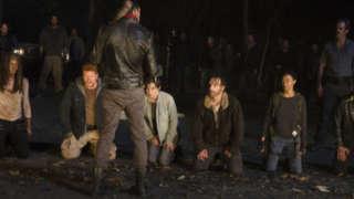 The Walking Dead Season 7 Negan Character Kill Reaction Vote